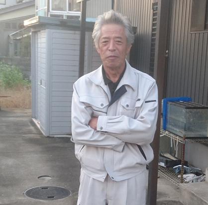 宮崎建築の宮崎一男さん