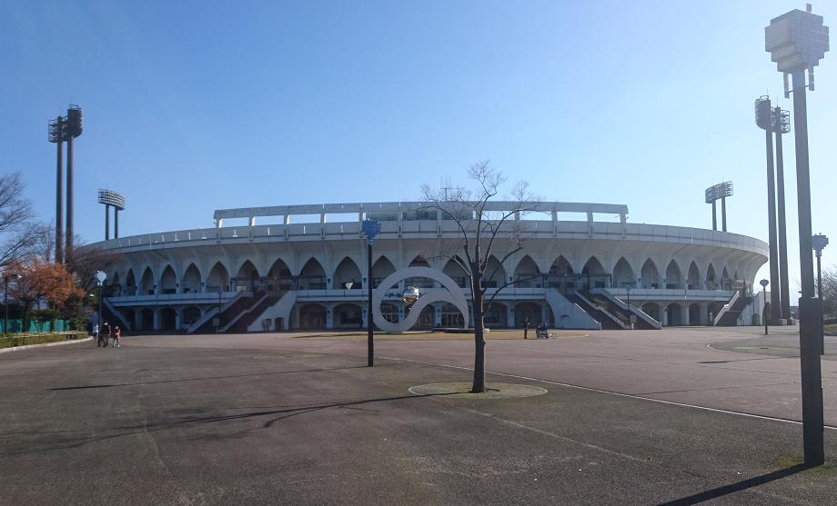 富山市民球場 アルペンスタジアム