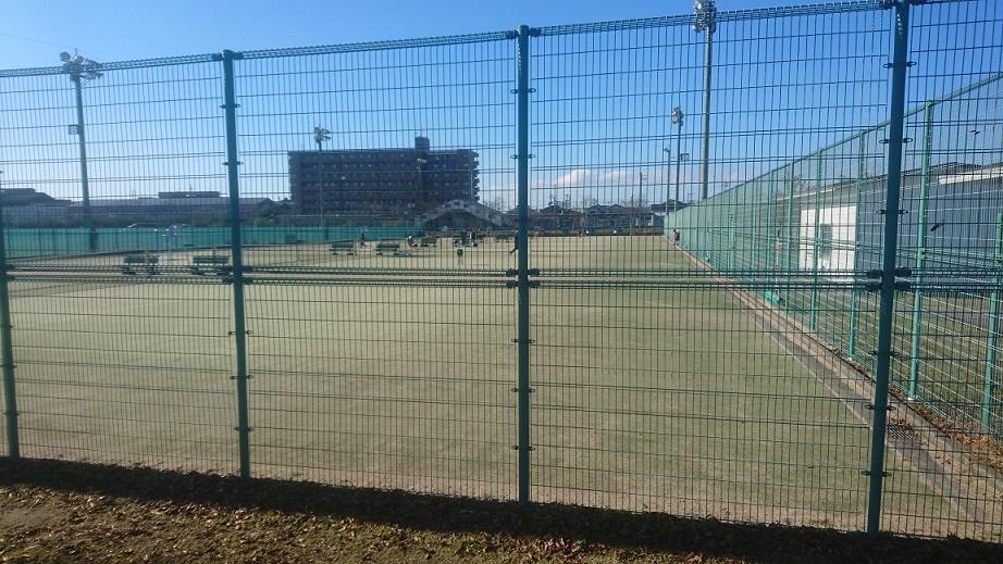 東富山運動公園(テニス施設)